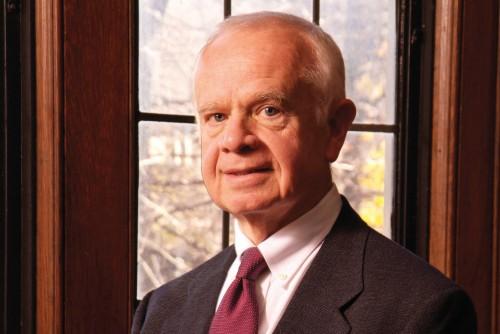 Morris to Speak in New York on Wall Street Book