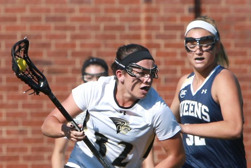 Women's Lacrosse Player Receives Elite 90 Award for Second Straight Season