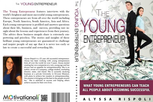 Business Student Rispoli Publishes The Young Entrepreneur