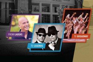 J. Scheidegger Center for the Arts Announces 2016-17 Season