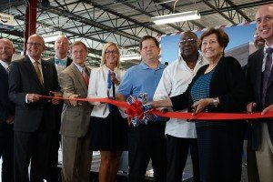 Partners Cut Ribbon for New St. Charles Post Office