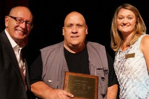 Steve Holley Named Adjunct of the Year