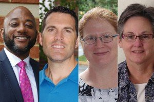 Faculty Award Winners Exemplify Excellence