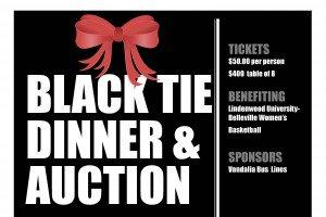 Women's Basketball to Host Black Tie Fundraiser