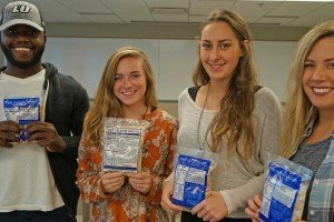 Nonprofit Students, Kids Against Hunger Reach Goal of 250,000 Meals