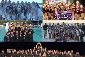 National Championships Pile Up in April