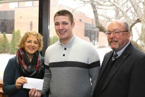 Student Awarded Lynx Learning and Community Contribution Scholarship