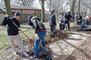 Community and Campus Day of Service is a Success