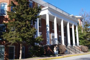 Sibley Hall Included in Historic Places Slideshow