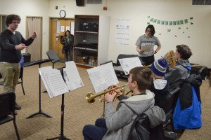 Musical Mentor Program Developed with Belleville Youth Symphony