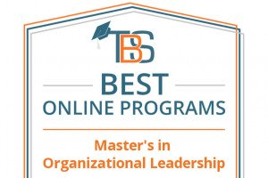 Online Master's Degree Recognized Among Best in the Country for Organizational Leadership