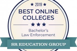 Online Law Enforcement Degree Recognized by SR Education Group