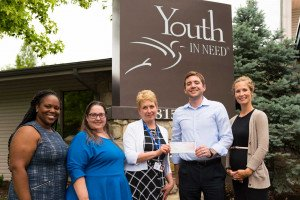Lindenwood Staff Raises over $2,200 for Youth In Need through 'Penny Wars'