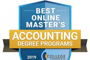 Online Master's Degree Ranked among Best for Accounting