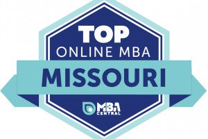 Online MBA Ranked Second in Missouri