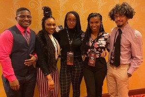Five Students Attend Big XII Black Student Government Conference in Oklahoma