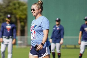 Hayden Spotlighted as First Female Strength and Conditioning Coach in MLB