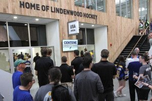 Centene Community Ice Center to Host 2022 ACHA National Championships