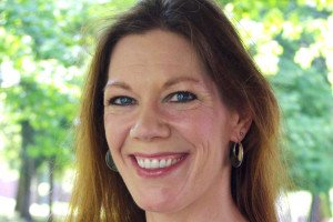 Dr. Melissa Ridley Elmes Receives TEAMS Teaching Award for Early Career College Educators