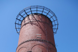 Deemed Unsafe, Brick Water Tower Near Spellmann Center to be Removed, Monument to be Built in its Place