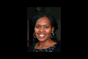 Dr. Shenika Harris' Efforts Recognized by President Porter