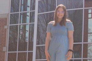 Senior Christine Bryant Gets Hired at Her Dream Job in Arizona
