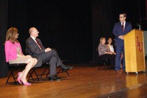 Barger Named Interim President of Belleville Campus