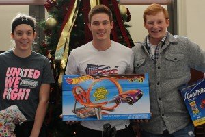 Athletics Department to Host Christmas on Campus Week
