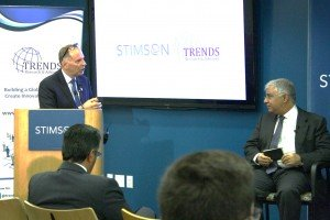 Enyart Honored to Participate in Middle East Stability Discussion