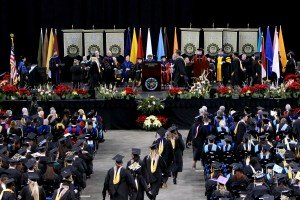 Commencement Ceremonies Set for May 4 and 5 at Family Arena