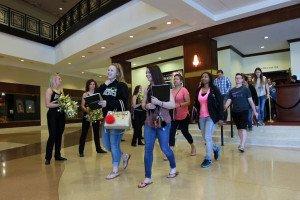 Lion Life Coaches Help Students Achieve Academic Success