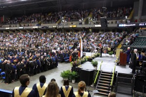 Nearly 800 Graduates to Take Part in December 2016 Commencement
