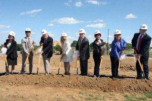 Groundbreaking Held for $21 Million LU Library Building