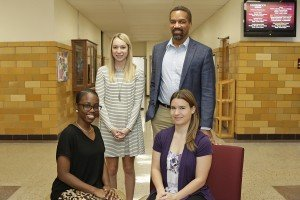 Three Students Accepted to Participate in Esteemed Mentorship Program