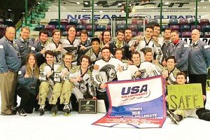 Roller Hockey Gold Wins Sixth Straight D3 Title