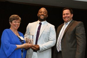 Symbol of Hope - Patrick Walker is Honored by St. Francis Community Services