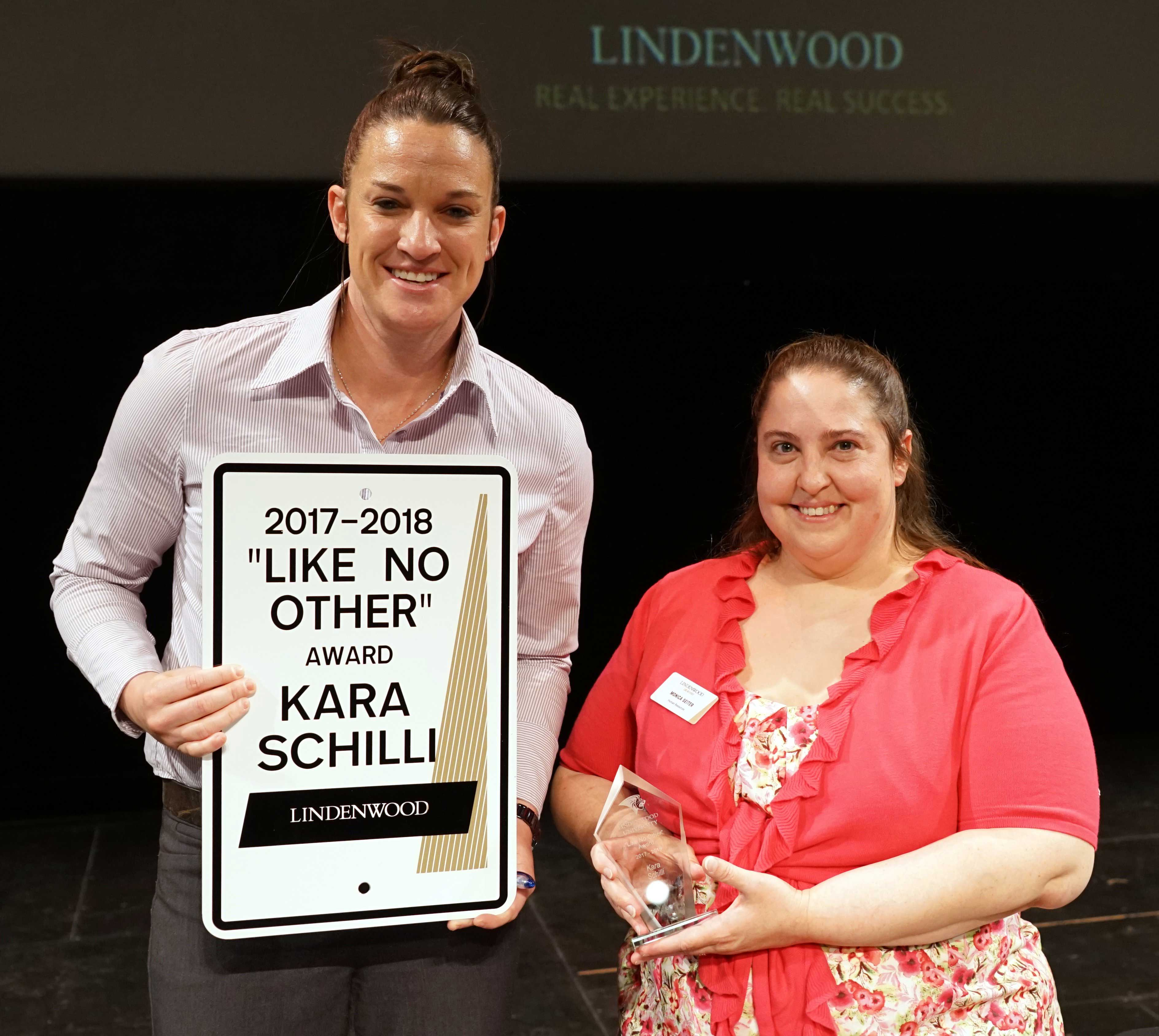 Lindenwood Staff And Faculty Award Winners Announced