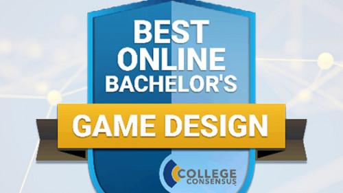 Online Game Design Programs Receive National Rankings