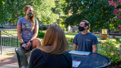 Lindenwood Selected as Pilot Campus for Social Services Resources