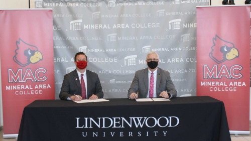 Transfer Partnership Signed with Mineral Area College