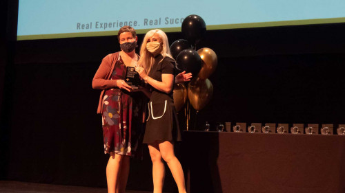 Faculty Awards Recognize Deserving Educators