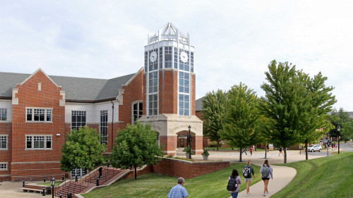 Four Academic Colleges Guide Lindenwood's Future