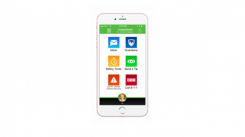 LindenGuard Campus Safety App Available