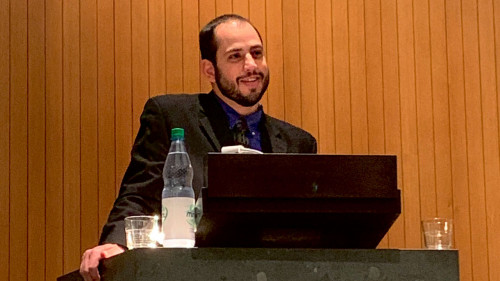 McMaken Delivers Public Lecture in Hanover, Germany