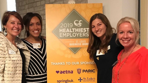 Lindenwood Recognized as one of the Healthiest Companies in America