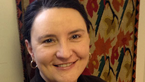 Dr. Justine Pas Speaks at Virtual National Conference