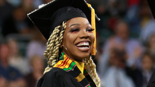 Commencement Ceremonies Available On Demand