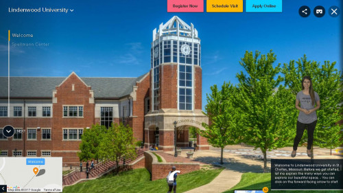 Tour Campus Instantly With Our Virtual Tour