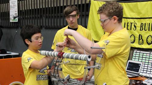Gateway Robotics Challenge Hosted at Hyland Arena