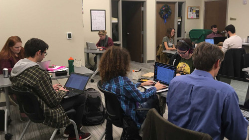 Creative Writing at Lindenwood